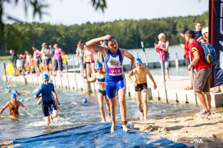 Triathlon Lwa w Lusowie odbędzie się już po raz szósty.