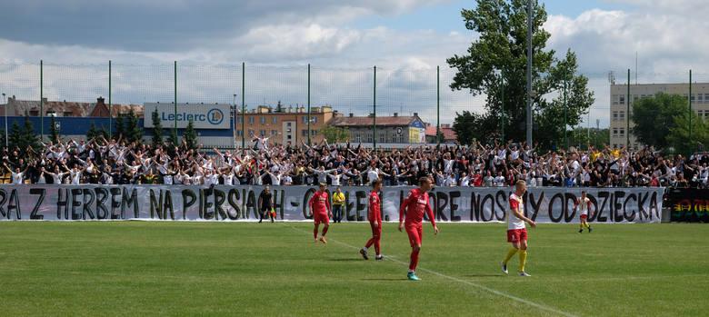 Czuwaj Przemyśl przegrał w sobotę na swoim stadionie z Zagłębiem Sosnowiec, które nie tak dawno wywalczyło awans do ekstraklasy. Mecz przyjaźni był głównym