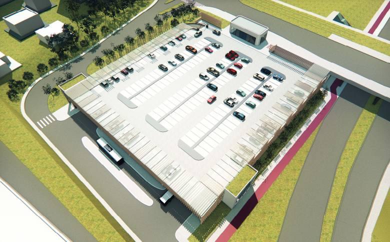 Powstanie parking park&ride w ramach budowy węzła przesiadkowego w Bronowicach.