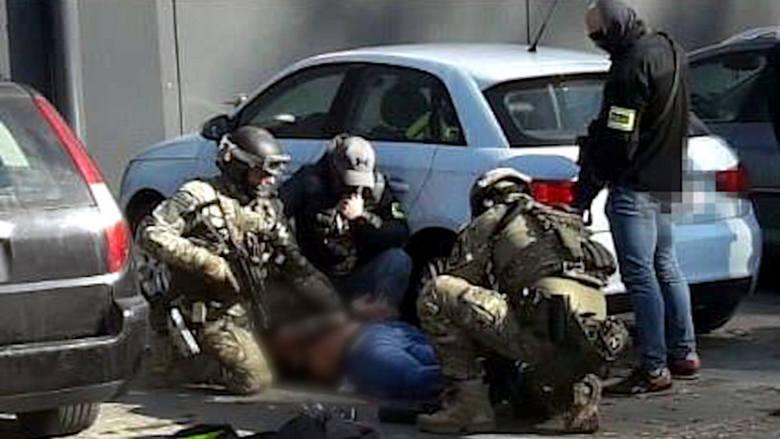 """CBŚP udaremniło porwanie biznesmena. Wśród zatrzymanych słynny gangster """"Kadafi"""""""