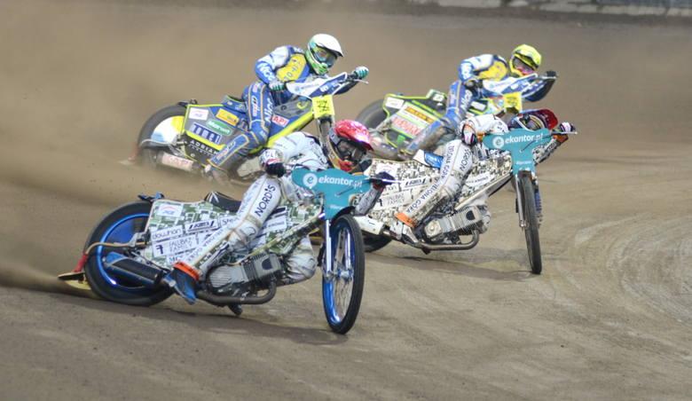 Ekantor.pl Falubaz Zielona Góra pokonał w niedzielę na własnym torze Get Well Toruń 47:43. Jednak nie udało się odrobić dziesięciopunktowej straty z