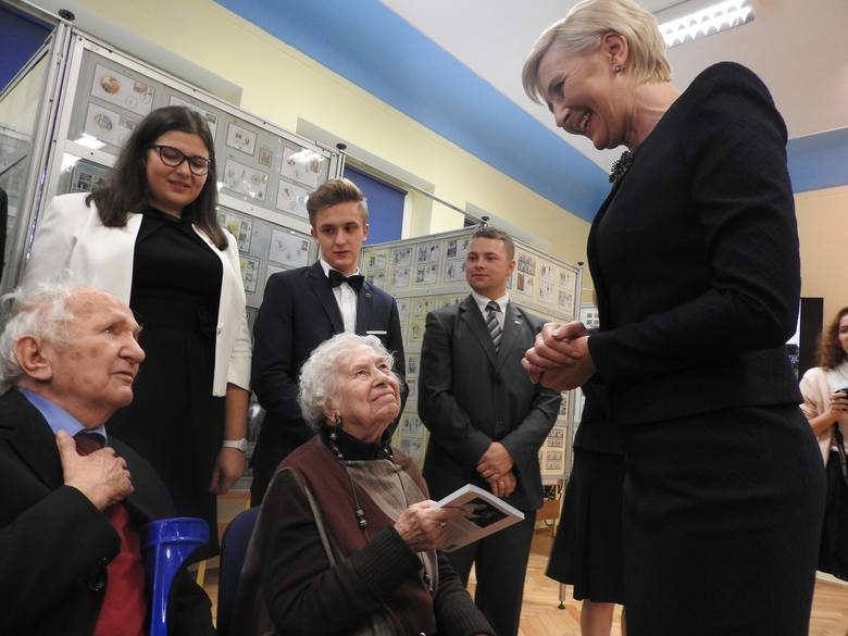 spotkanie w Wadowicach, podczas jubileuszy szkoły