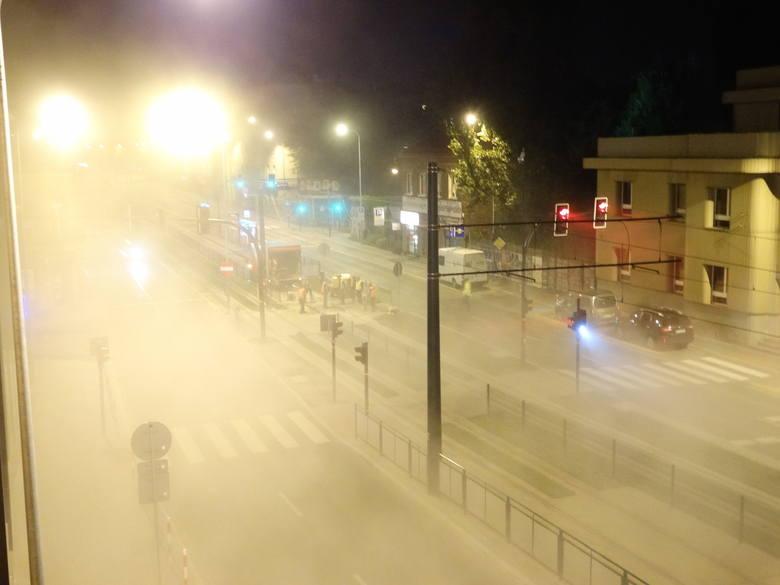 Kraków. Mieszkańcy nie mogli spać, bo urzędnicy pozwolili na remont w nocy