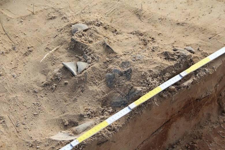Na badanym obszarze Polanki odkryto pozostałości osady sprzed 2,5 tysiąca lat oraz cmentarzysko popielnicowe.