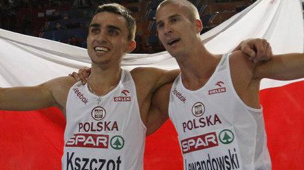 Adam Kszczot zdobył złoty medal mistrzostw Europy