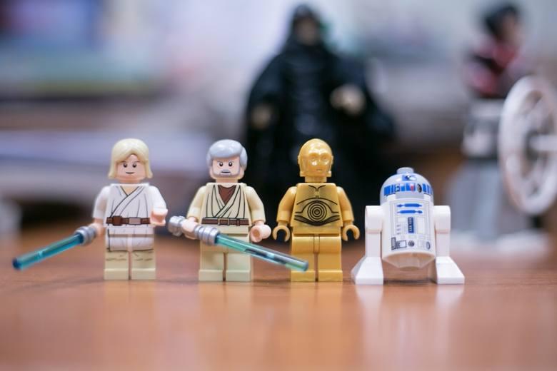 """Niech moc będzie z nim! """"Gwiezdne wojny"""" to jego życie [ZDJĘCIA]"""