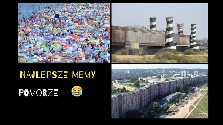 Najlepsze memy o Pomorzu 2019. Województwo pomorskie z przymrużeniem oka. Z czego śmieją się internauci?