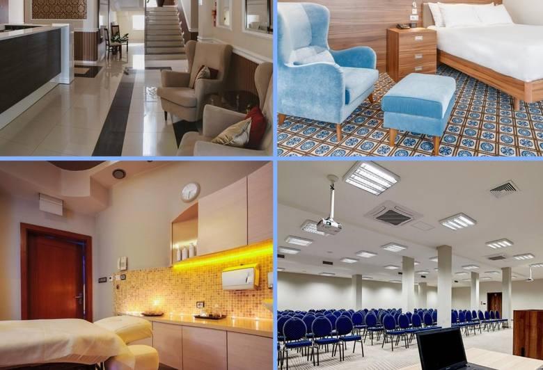 Przybywa hoteli w Oświęcimiu i to o wysokim standardzie. Co oferują gościom i jak prezentują się od środka [ZDJĘCIA]