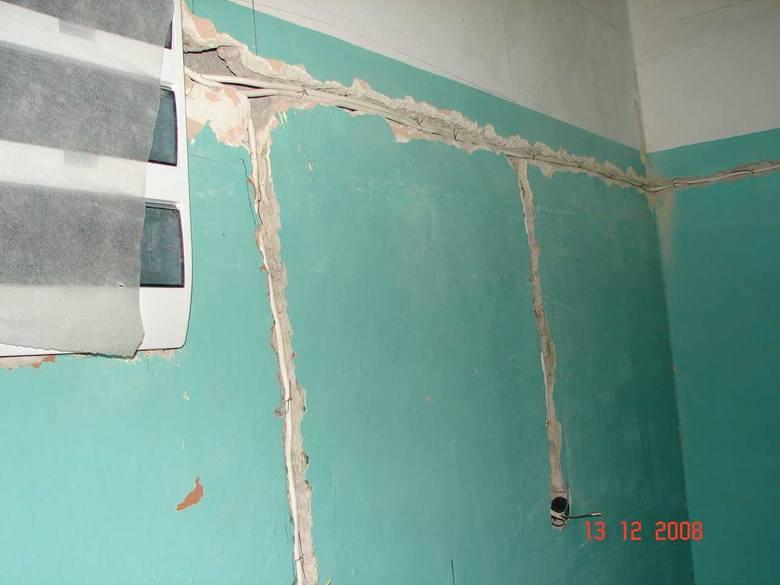 Dziesięć lat temu Pan Marcin przeprowadził gruntowny remont lokalu.