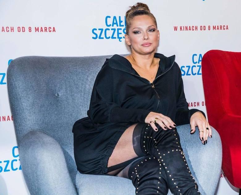 Joanna Liszowska zaszalała. Aktorka kompletnie zmieniła swoją fryzurę Zobacz ZDJĘCIA