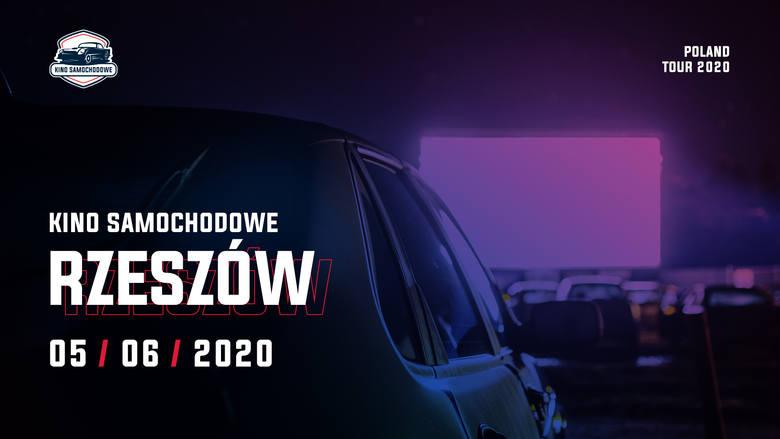 Kino Samochodowe w Rzeszowie, Mielcu i Stalowej Woli. Sprawdź miejsca i daty seansów. Bilety są już w sprzedaży