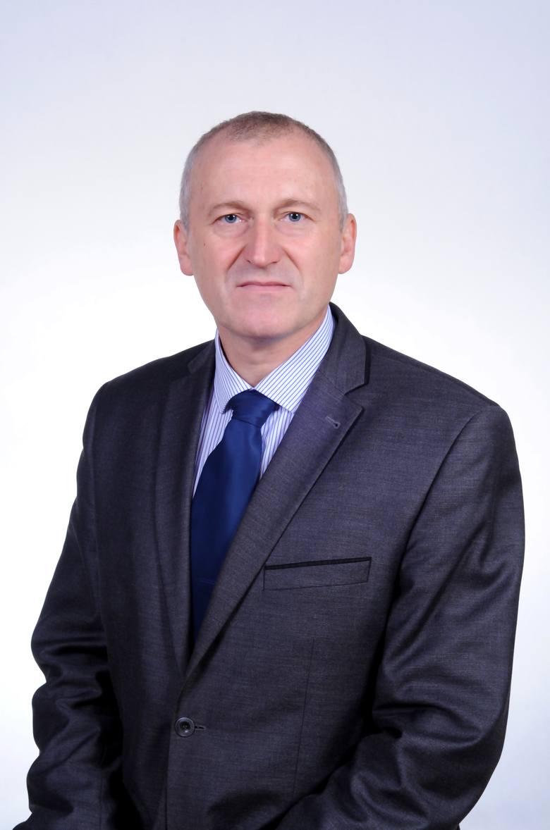 Maciej Nejman Starosta Wołowski