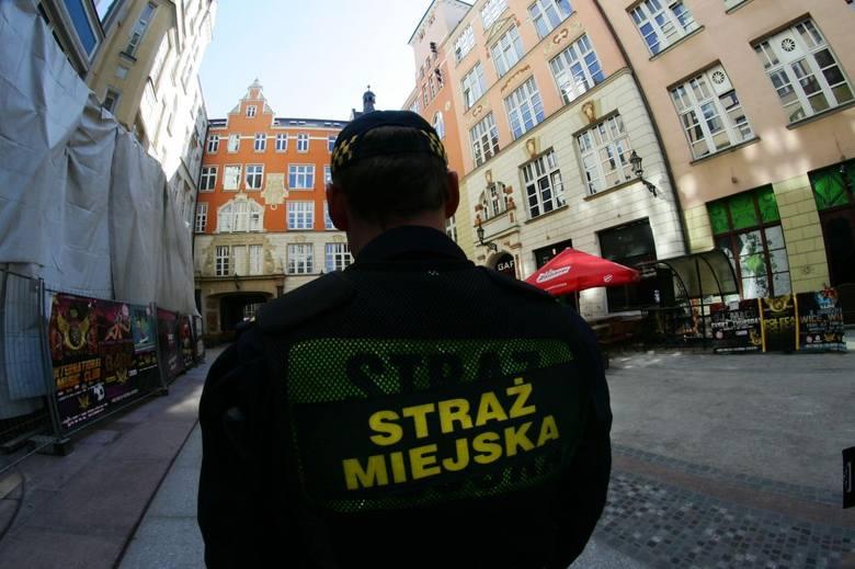 Mój Reporter: Czemu wrocławska straż miejska nie jeździ na rowerach?