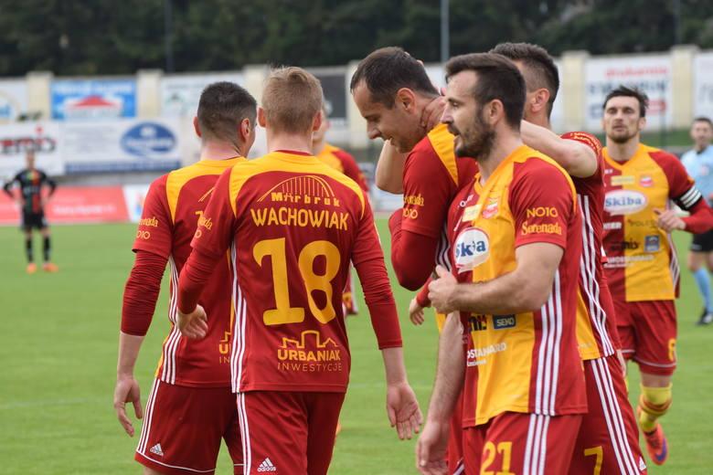 Piłkarze Chojniczanki mają nowego trenera