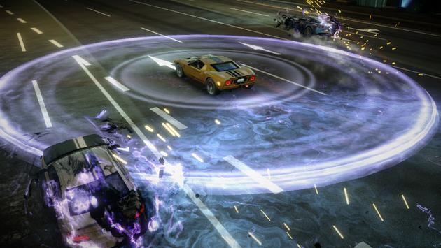 Recenzja gry Blur - bombowe wyścigi