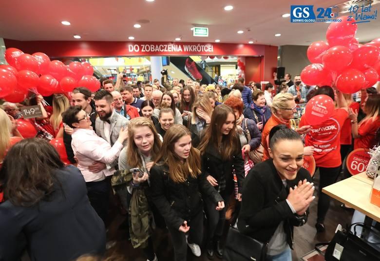 Wielkie otwarcie największego TK Maxx w Polsce [zdjęcia, wideo]