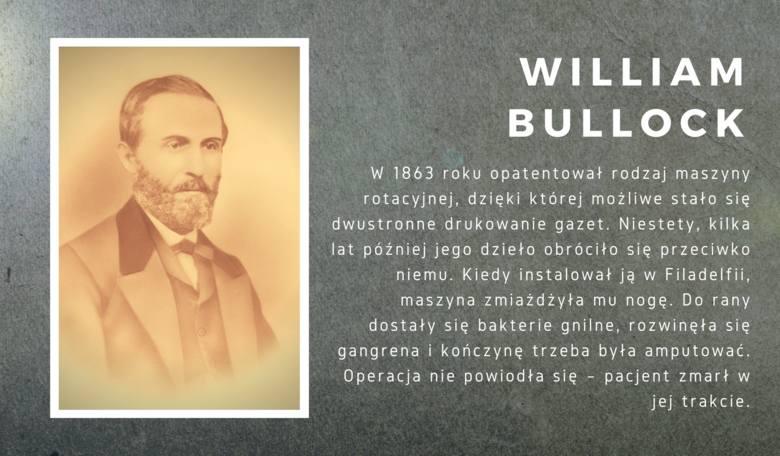 Ten wydawca i wynalazca przyczynił się do rewolucji poligraficzno-dziennikarskiej. W 1863 roku opatentował rodzaj maszyny rotacyjnej, dzięki której możliwe