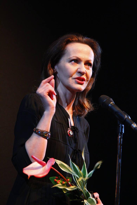 Antonina Choroszy na 90-leciu Teatru Nowego w Poznaniu
