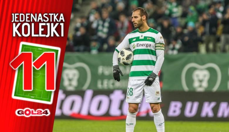 Lotto Ekstraklasa. 16. kolejka upłynęła pod znakiem drużyn z Trójmiasta. Lechia Gdańsk wygrała w hicie i umocniła się na pozycji lidera, natomiast Arka