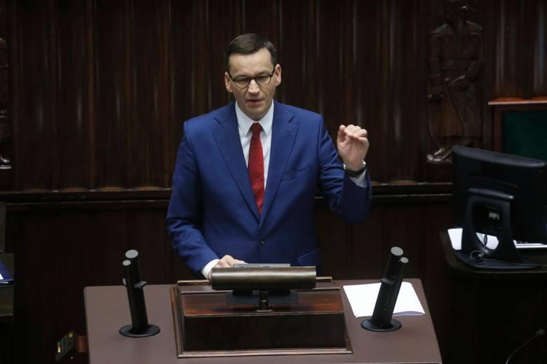 Premier Morawiecki: Skierowałem do Trybunału Konstytucyjnego wniosek o zbadanie, czy konwencja stambulska jest zgodna z Konstytucją