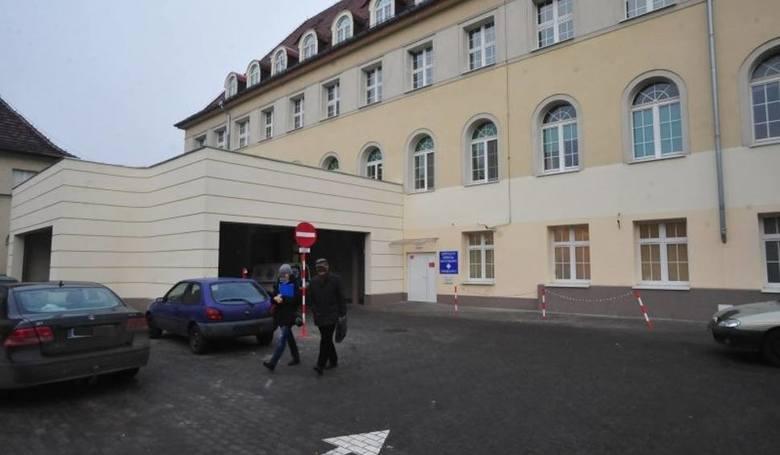 Szpital Wojewódzki w Opolu.