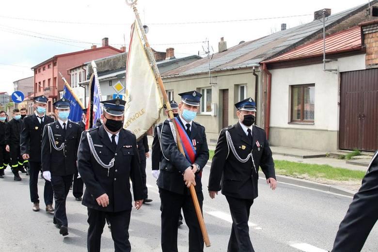 W Odrzywole odbyły się uroczystości trzeciomajowe połączone z Dniem Strażaka