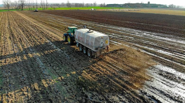 Program azotanowy. Gospodarstwa powyżej 10 ha muszą mieć ewidencję [wideo]