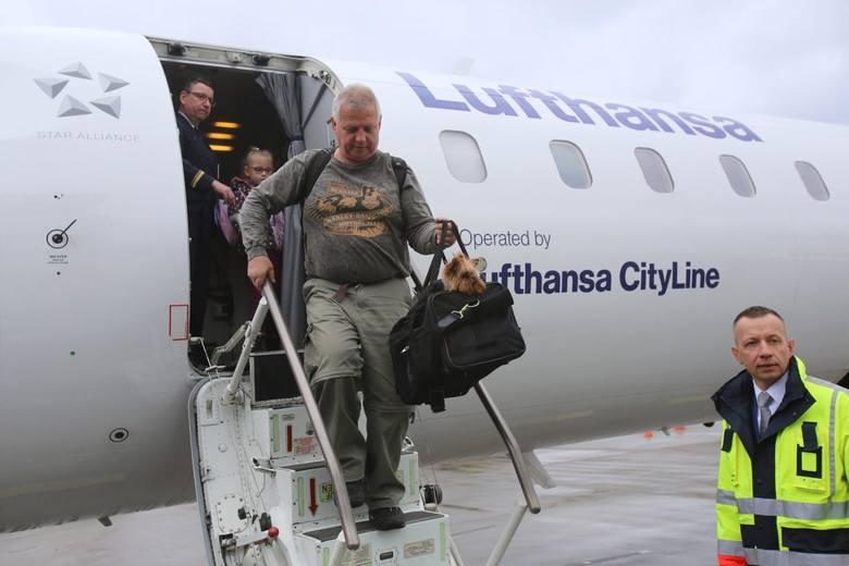 Lufthansa chce latać z Krakowa do Frankfurtu już od początku czerwca. Bilety już są, choć nie wiadomo, czy polski rząd zniesie zakaz lotów