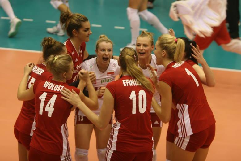 Polskie siatkarski pewnie wygrały wszystkie mecze w turniejach kwalifikacyjnych i zapewniły sobie awans do mistrzostw Europy