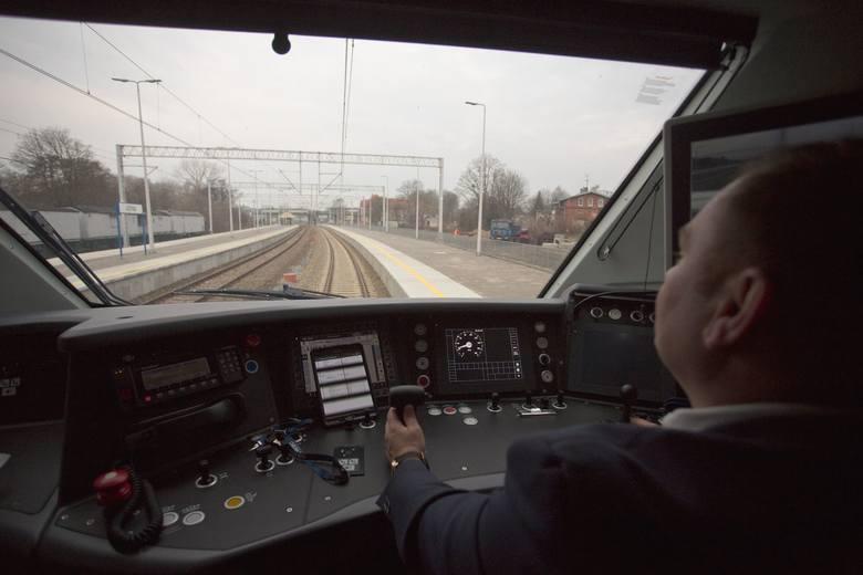 Pociągi z Ustki do Słupska przestały kursować