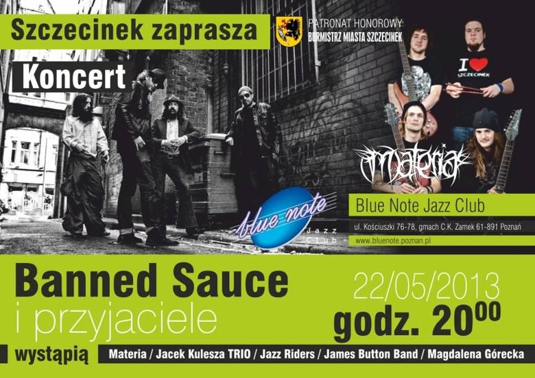 Koncert: Szczecinek zaprasza do Blue Note