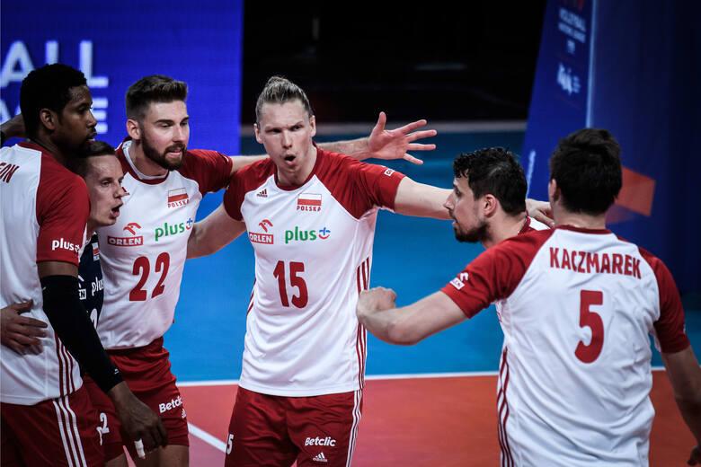 Liga Narodów. Polscy siatkarze nie dali żadnych szans Bułgarią