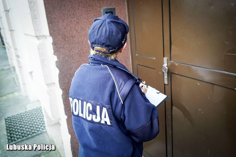 Policyjne interwencje to tutaj norma! Dwóch mieszkańców terroryzuje całą kamienicę przy ul. Śląskiej 13 w Gorzowie. Ludzie się boją