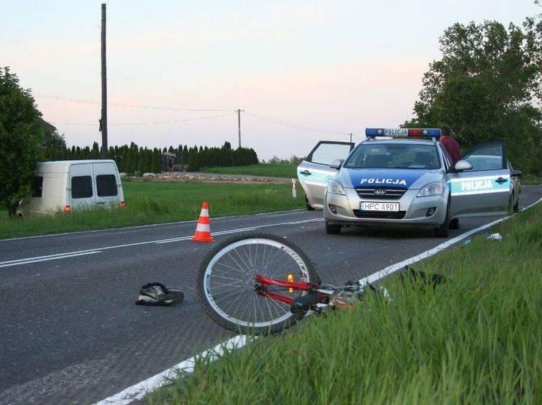 Do tragicznego wypadku doszło na drodze krajowej nr 15.