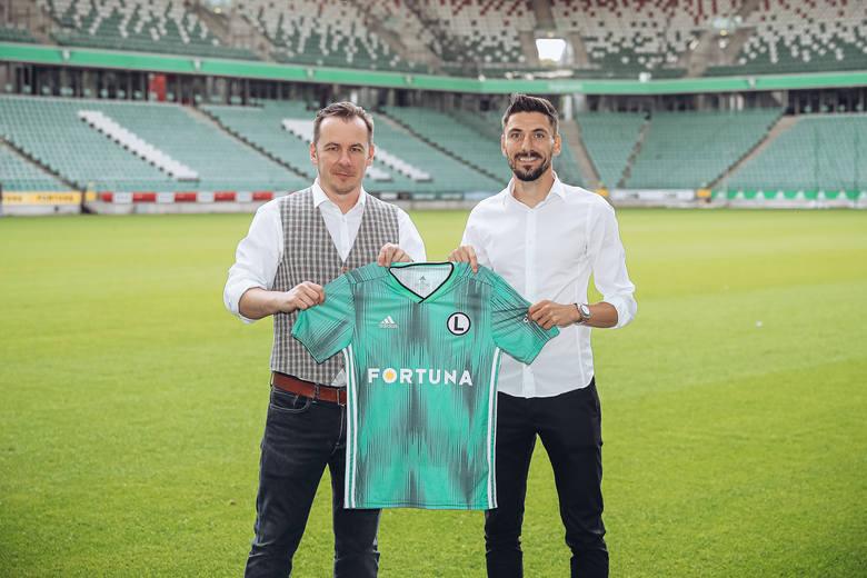 Filip Mladenović w nowych barwach