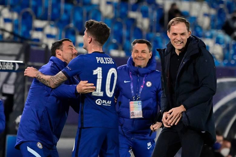 W Madrycie bramkę dla Chelsea zdobył Christian Pulisic