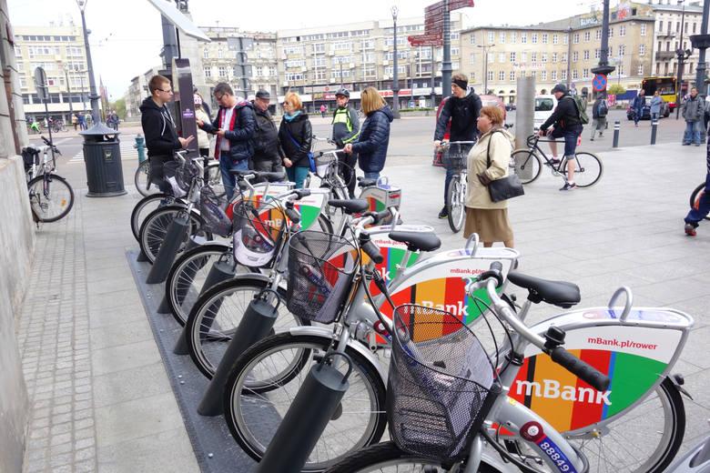50 nowych stacji Łódzkiego Roweru Publicznego pojawi się w kwietniu na ulicach Łodzi. W poniedziałek Zarząd Inwestycji Miejskich przedstawił ich lokalizację.