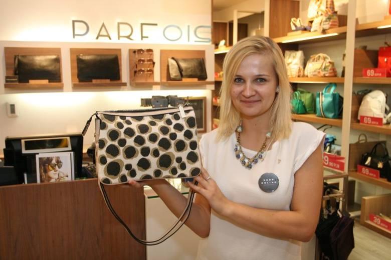 W Kielcach ruszyły już wyprzedażeParfois – sklep z galanterią skórzaną w Galerii Echo w Kielcach słynie z modnych torebek. - Teraz są u nas dobre okazje.
