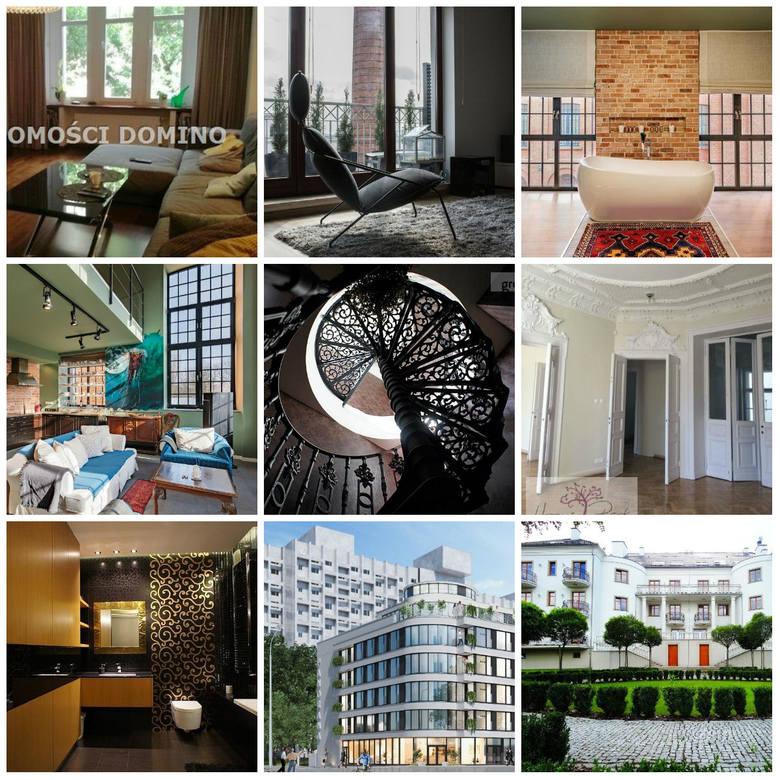 Najdroższe mieszkania w Łodzi: luksusowe lofty, mieszkania w prestiżowych kamienicach i nowych apartamentowcach kosztują ponad 1 mln zł. Za takie, i