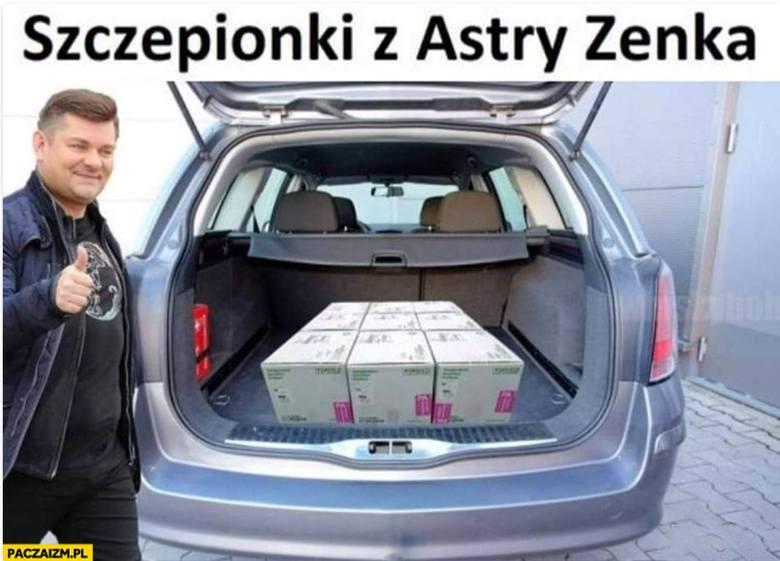 Astra od Zenka, chaos od Władka, czyli nalot na Unię i Stany przy użyciu trolli, Sputnika, wszystkowiedzącej ciemnoty i pięknoduchów