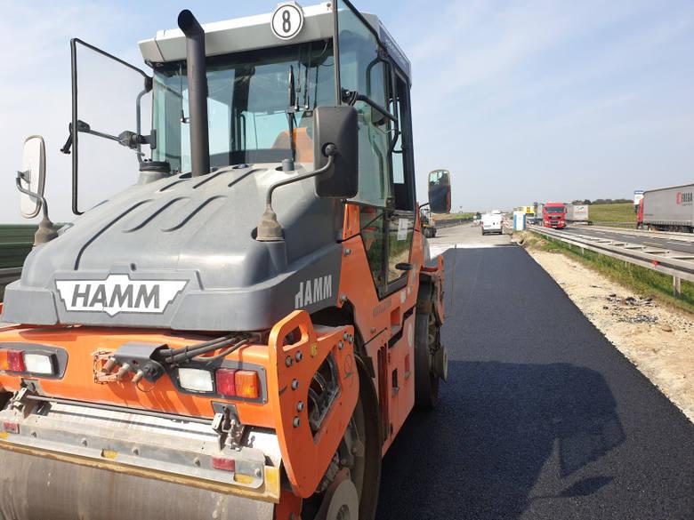 Na przestrzeni kilkunastu lat opolski oddział GDDKiA wyremontował około 150 km autostrady A4 z całego liczącego ponad 170 km opolskiego odcinka.