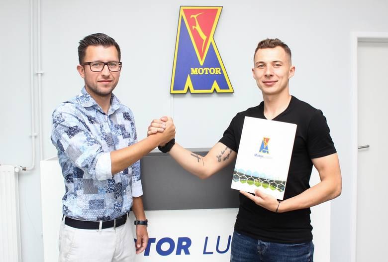 Adam Nowak przeniósł się do Lublina