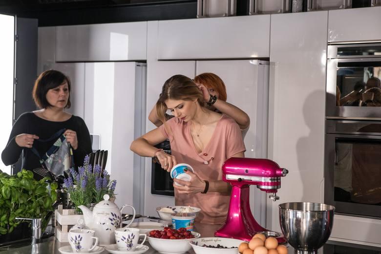 Artysta w kuchni odcinek 4. Jak gotuje gwiazda Barw Szczęścia?