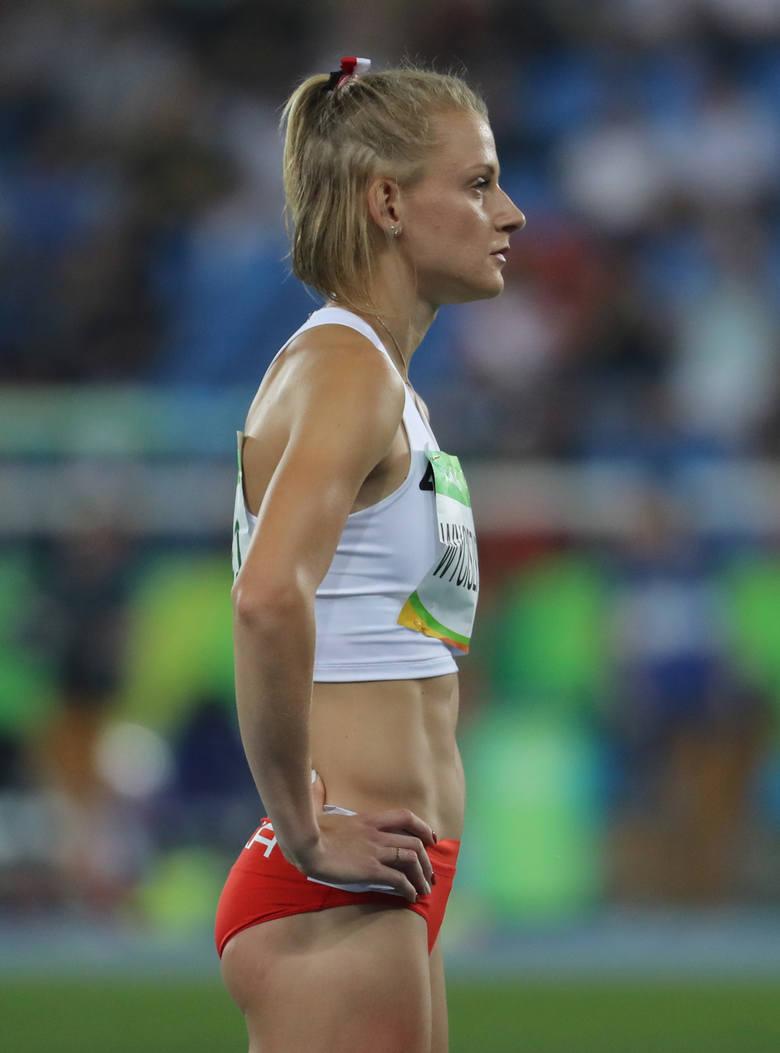 Brazylia, zawody lekkoatletyczne na stadionie olimpijskim w Rio<br />