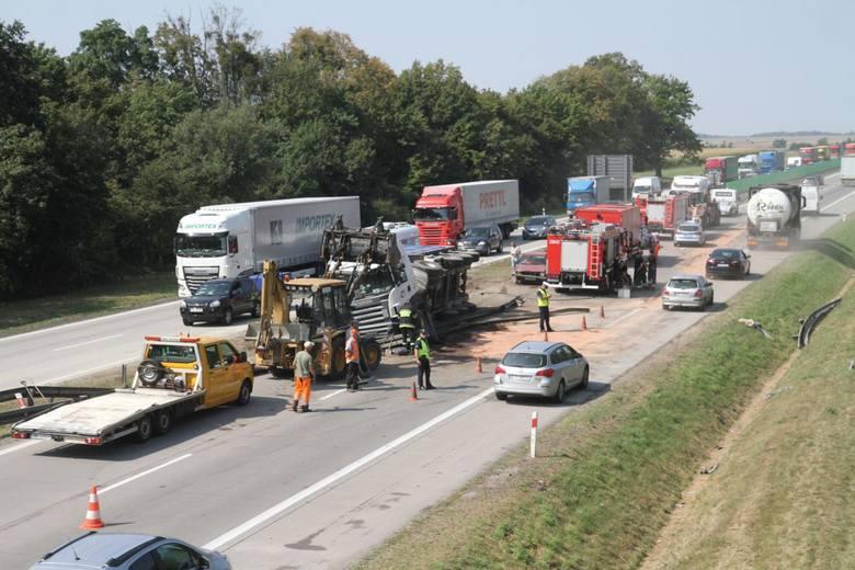 Sezon urlopowy na polskich drogach to trudny czas także dla kierowców ciężarówek.