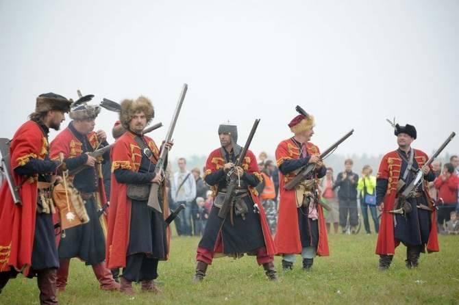 Podlaska Chorągiew Husarska przeprowadziła trzygodzinną rekonstrukcję zwycięskiej bitwy pod Hodowem jaką stoczyła polska husaria z Tatarami w 1694 roku