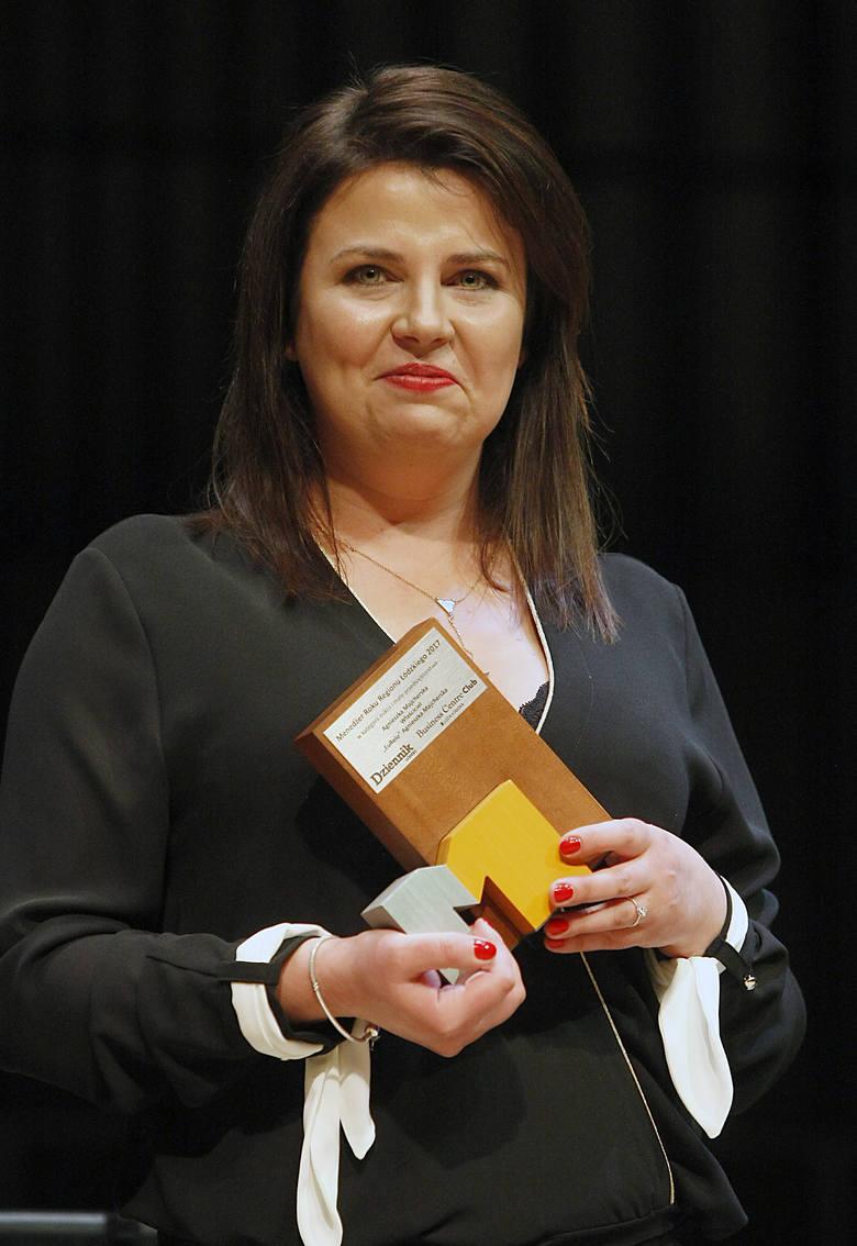 Agnieszka Majcherska założyła z mężem firmę EURELO siedem lat temu