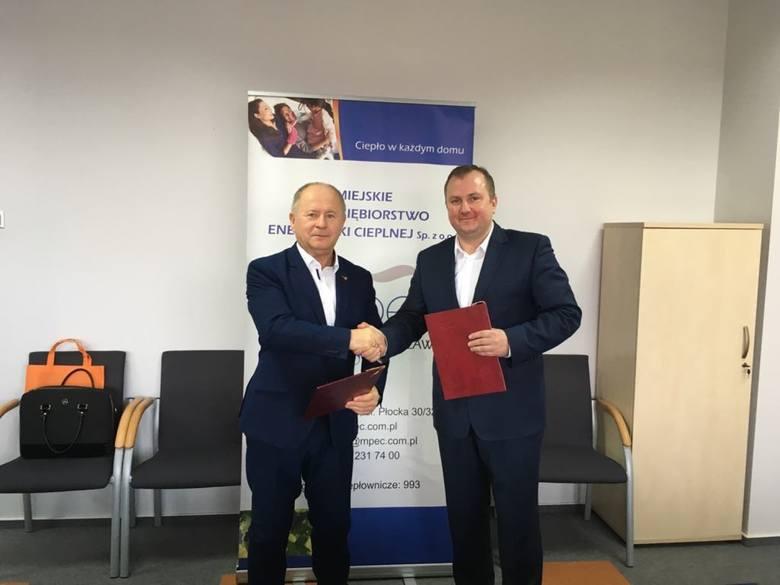 Miejskie Przedsiębiorstwo Energetyki Cieplnej we Włocławku zrealizuje inwestycję za ponad 15 milionów złotych