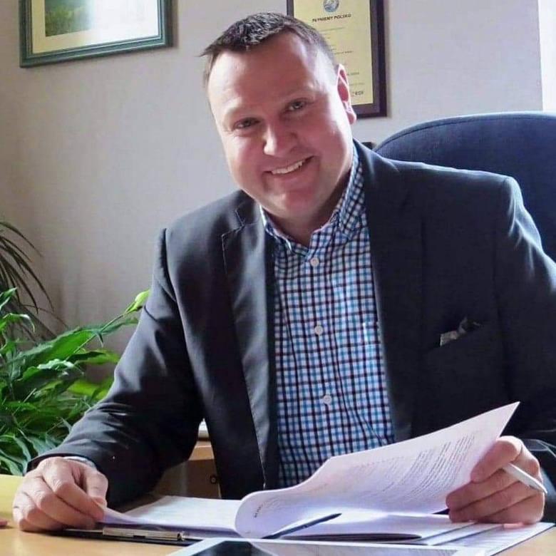 Marcin Janik Przewodniczący RM