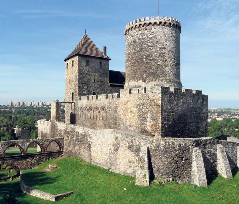 Jasna Góra, zamek w Będzinie, Maczki. Co mają wspólnego z Włochami